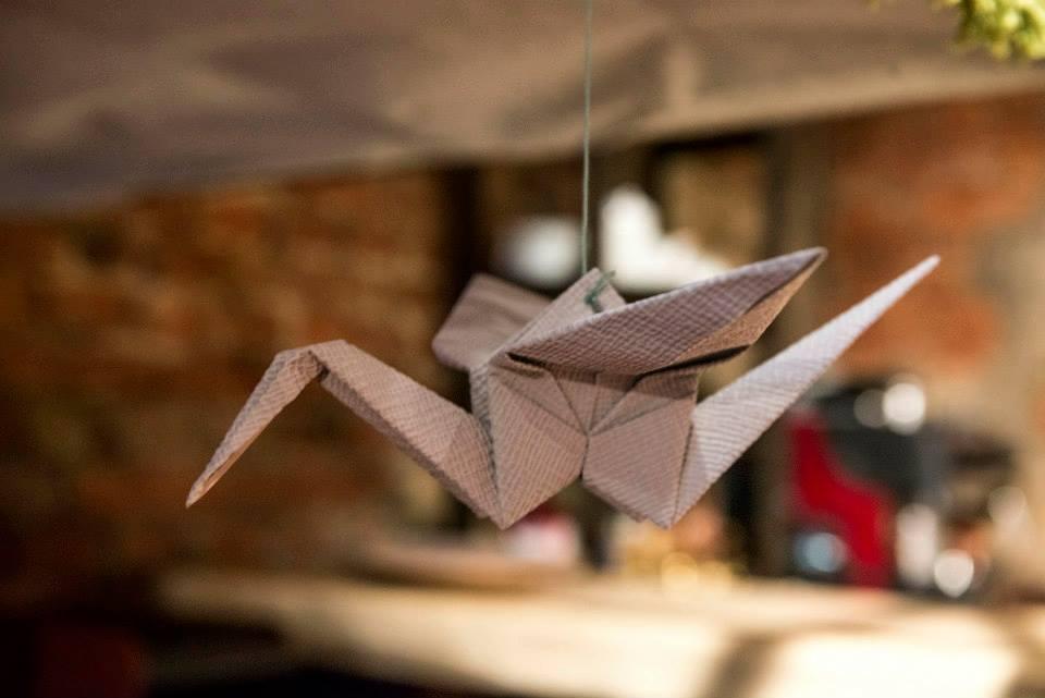 Ptak papierowy
